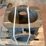 molde metálico sector válvulas