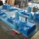moldes de resina mecanizables