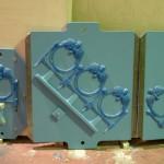 moldes de resina de colada