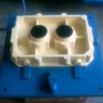 molde especial de resina